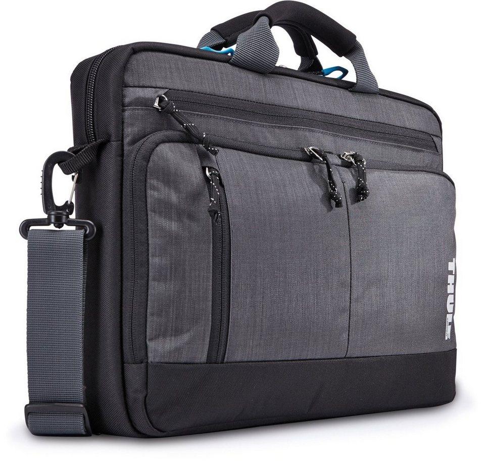 """Thule Attache Notebooktasche für MacBook Pro 15"""" & Tablet bis 10,1 »Strävan« in grey"""