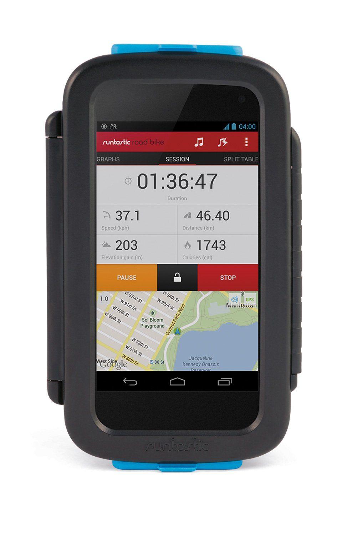 Runtastic Stoß- und wasserfeste Smartphone Hülle »Bike Case 2.0«