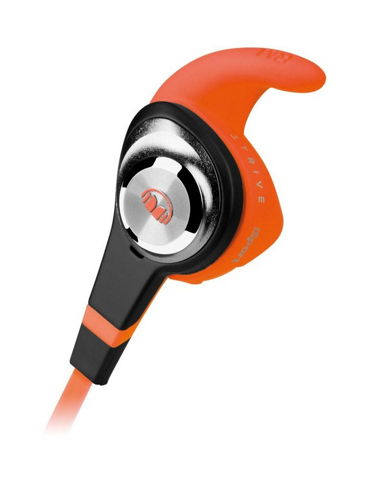 Monster Sport In-Ear UCT Kopfhörer »iSport Strive« in orange