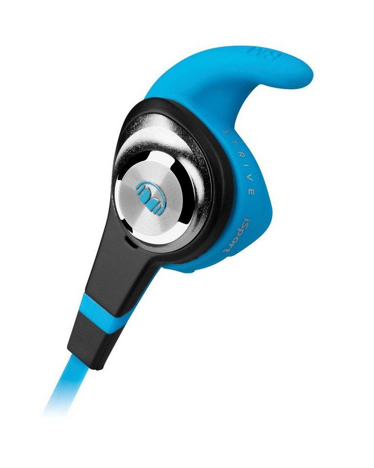 Monster Sport In-Ear UCT Kopfhörer »iSport Strive« in blue
