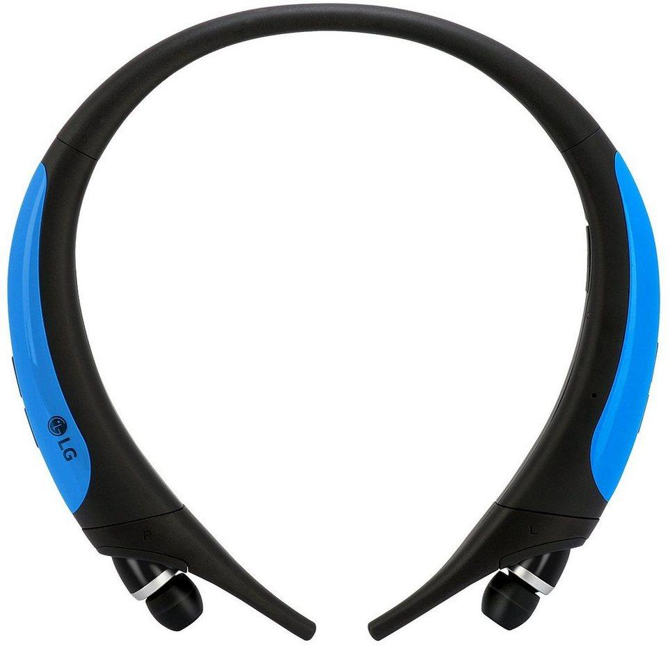 LG Bluetooth Sport In-Ear Kopfhörer »Tone Active« in blue