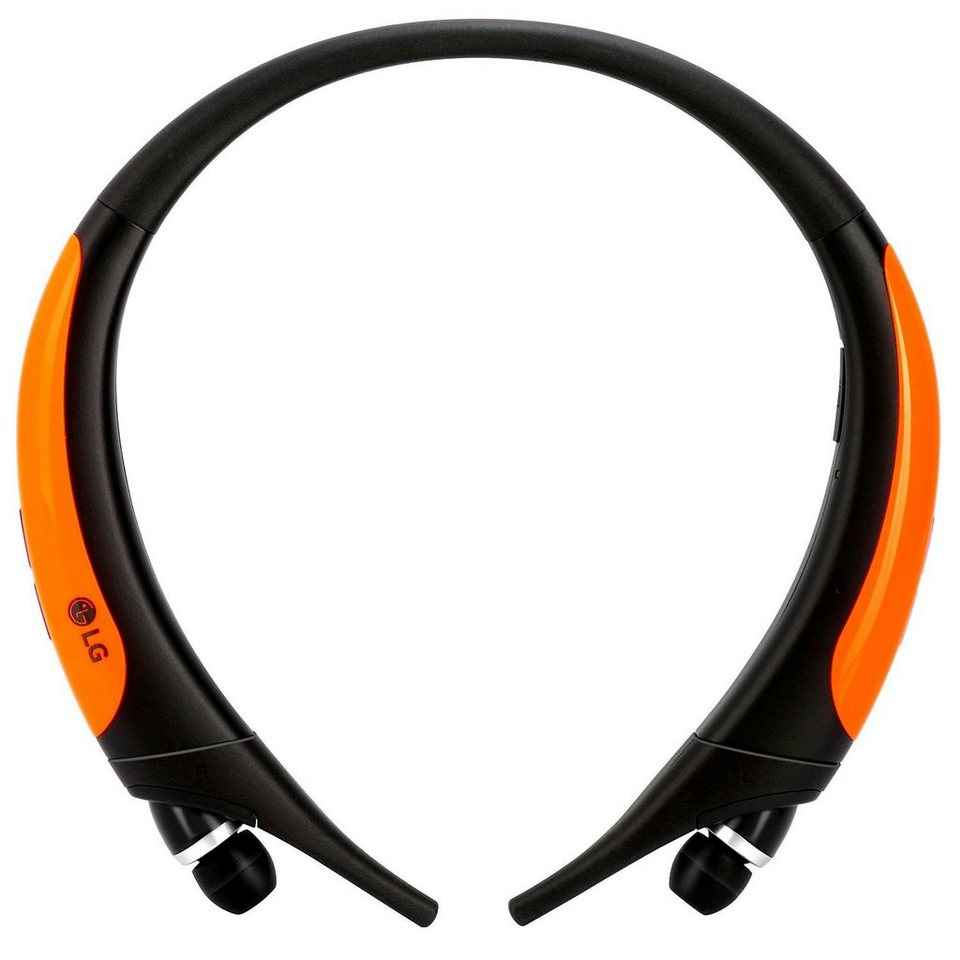 LG Bluetooth Sport In-Ear Kopfhörer »Tone Active« in orange