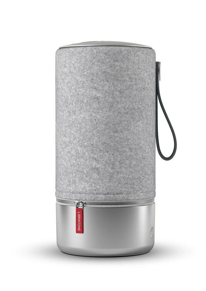 Libratone Wireless Multiroom Lautsprecher »Zipp« in salty grey