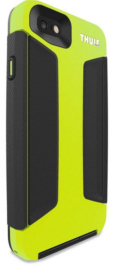 Thule Wasserfeste Schutzhülle für iPhone 6/6S »Atmos X5« in grey/yellow