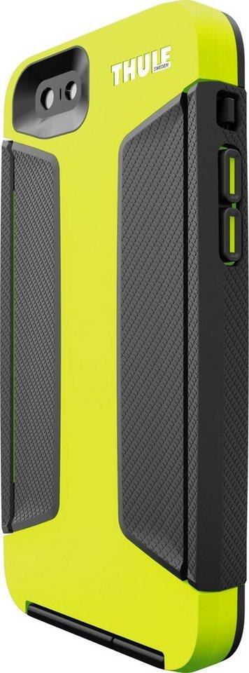 Thule Wasserfeste Schutzhülle für iPhone 6+/6S+ »Atmos X5« in grey/yellow