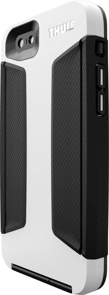 Thule Wasserfeste Schutzhülle für iPhone 6+/6S+ »Atmos X5« in white/grey