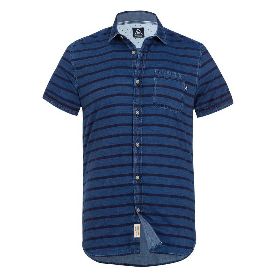 Gaastra Shirt in blau
