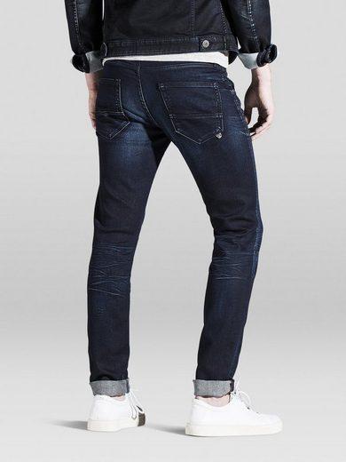Jack & Jones Glen JJFOX bl 623 Indigo Strick Slim Fit Jeans