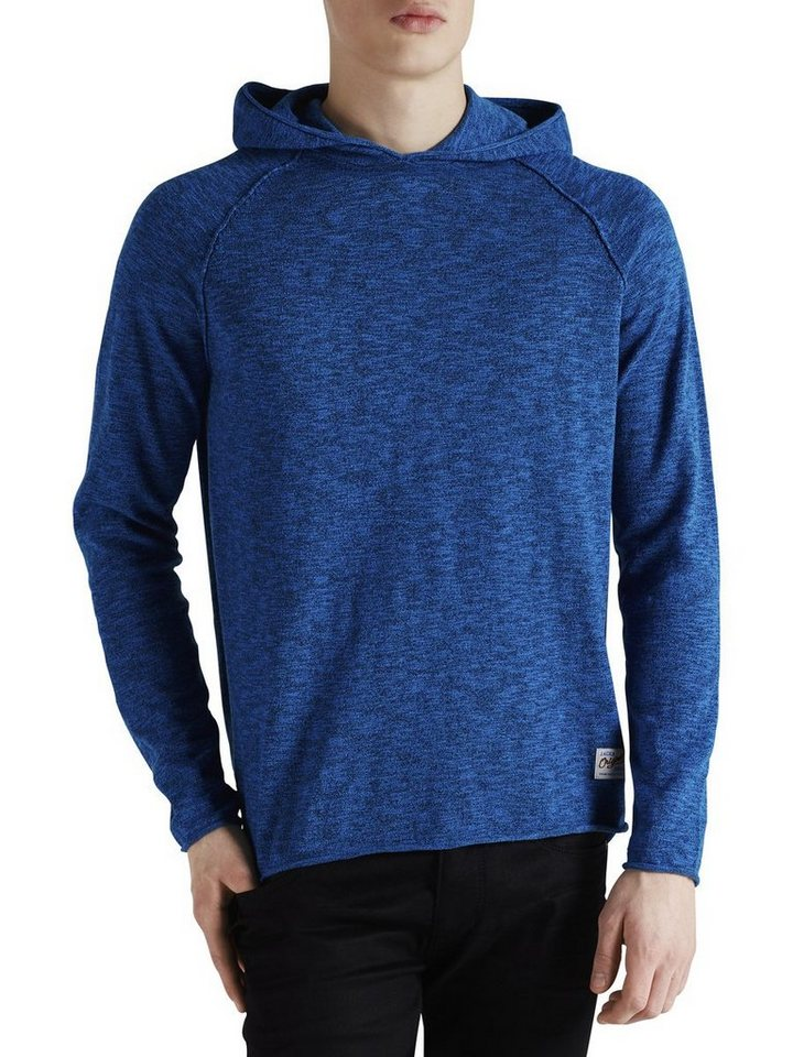 Jack & Jones Vielseitiger Strick Pullover in Imperial Blue