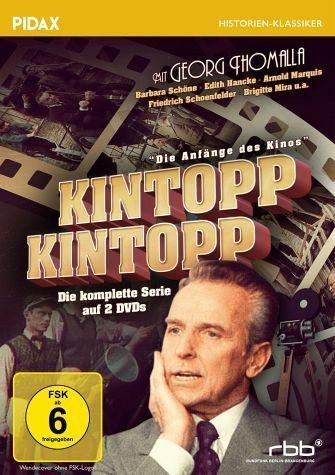DVD »Kintopp-Kintopp (2 Discs)«