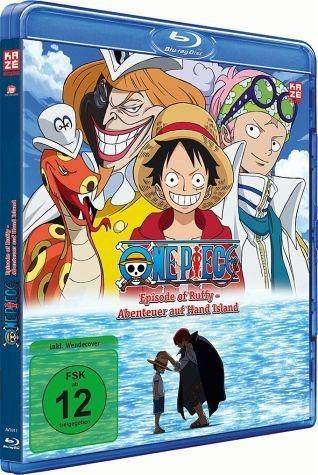 Blu-ray »One Piece: Episode of Luffy - Abenteuer auf...«