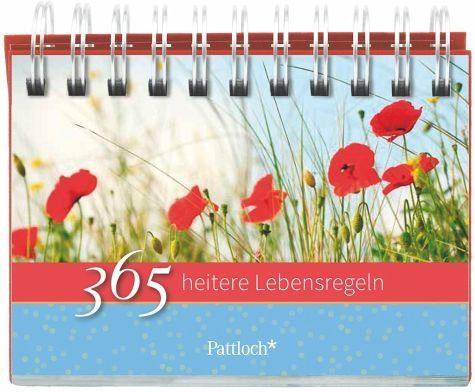 Kalender »365 heitere Lebensregeln«