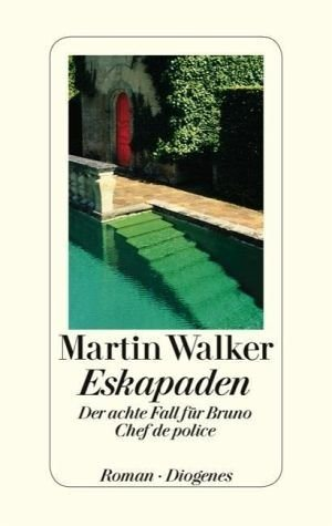 Buch mit Leinen-Einband »Eskapaden / Bruno, Chef de police Bd.8«