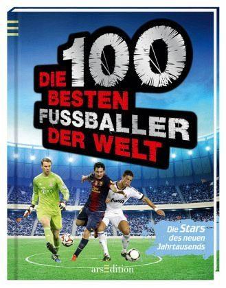 Gebundenes Buch »Die 100 besten Fußballer der Welt«