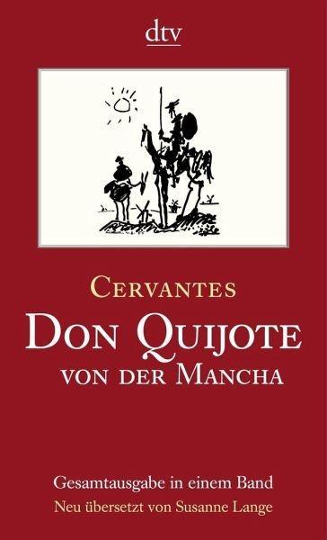 Broschiertes Buch »Don Quijote von der Mancha Teil 1 und 2«