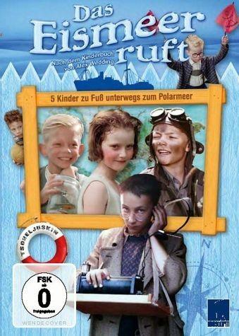 DVD »Das Eismeer ruft«