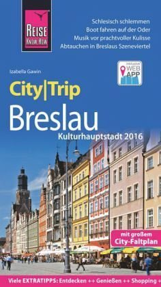Broschiertes Buch »Reise Know-How CityTrip Breslau«