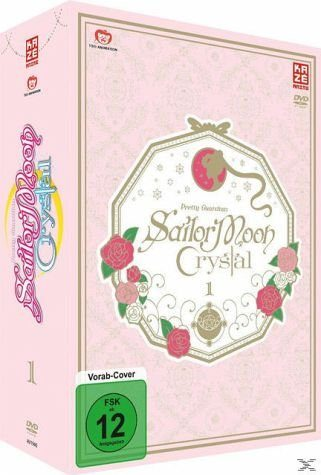 DVD »Sailor Moon Crystal 1 (2 Discs)«