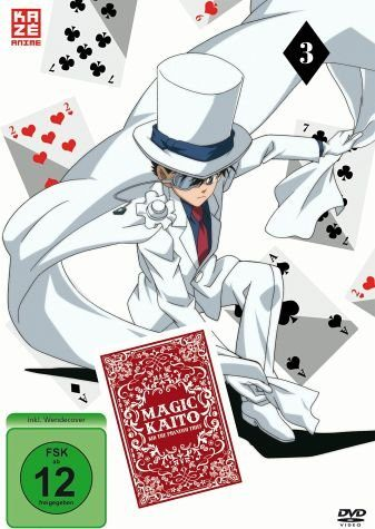 DVD »Magic Kaito - Kid the Phantom Thief, Vol. 3«