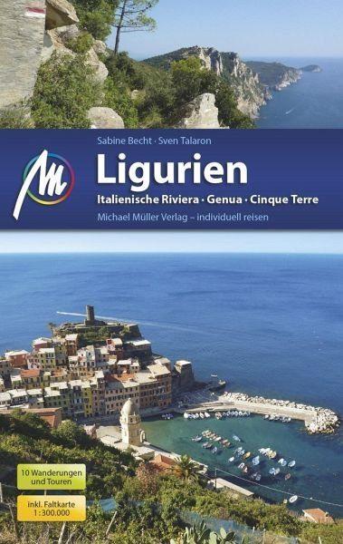 Broschiertes Buch »Ligurien«