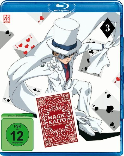 Blu-ray »Magic Kaito - Kid the Phantom Thief, Vol. 3«