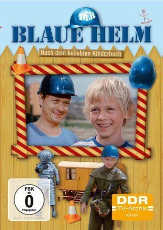DVD »Der blaue Helm«