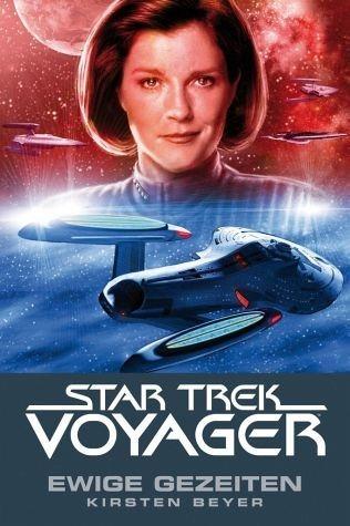 Broschiertes Buch »Star Trek - Voyager 8: Ewige Gezeiten«