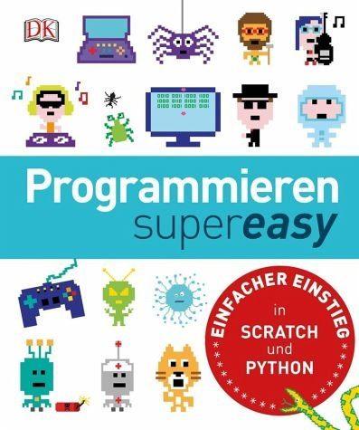 Gebundenes Buch »Programmieren supereasy«