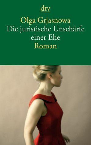 Broschiertes Buch »Die juristische Unschärfe einer Ehe«