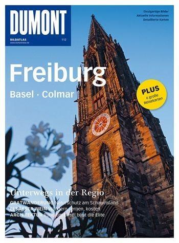Broschiertes Buch »DuMont BILDATLAS Freiburg, Basel, Colmar«
