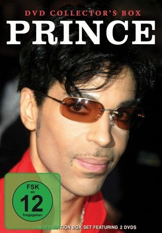 DVD »Prince - DVD Collector's Box (+ Audio-CD)«