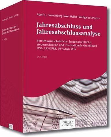 Gebundenes Buch »Jahresabschluss und Jahresabschlussanalyse«