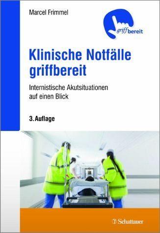 Broschiertes Buch »Klinische Notfälle griffbereit«
