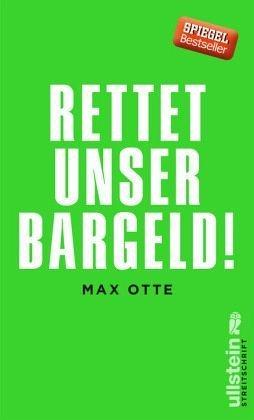 Broschiertes Buch »Rettet unser Bargeld!«