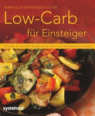 Broschiertes Buch »Low-Carb für Einsteiger«