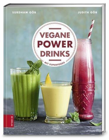 Gebundenes Buch »Vegane Powerdrinks«