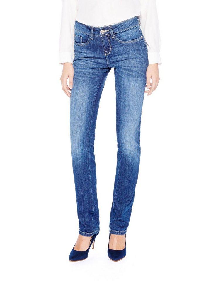 COLORADO DENIM Jeans »C959 LAYLA« in medium blue wash