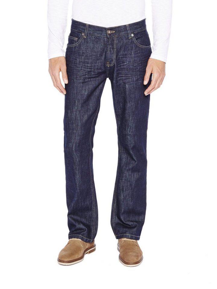 COLORADO DENIM Jeans »C916 LAKE Herren Jeans« in rinsed crincle
