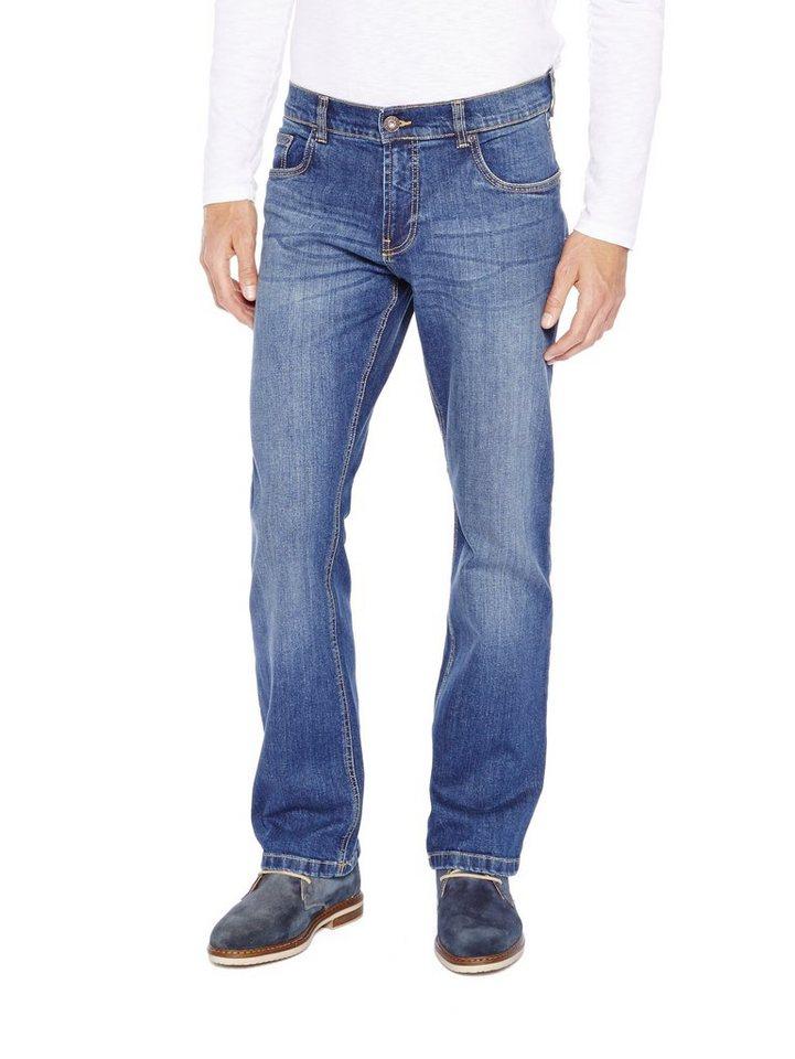 COLORADO DENIM Jeans »C916 LAKE Herren Jeans« in med. stone used