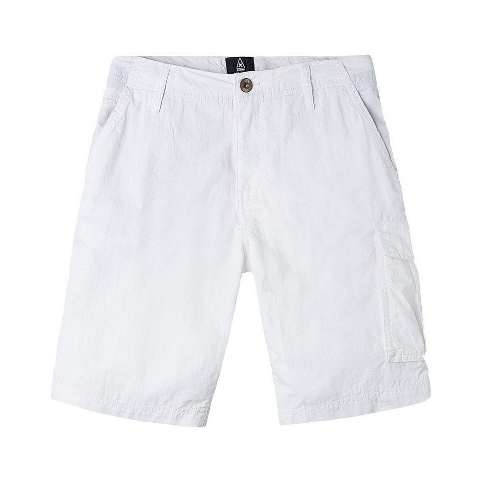 Gaastra Shorts in weiß