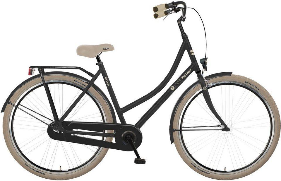 rivel damen citybike 28 zoll singlespeed r cktritt. Black Bedroom Furniture Sets. Home Design Ideas