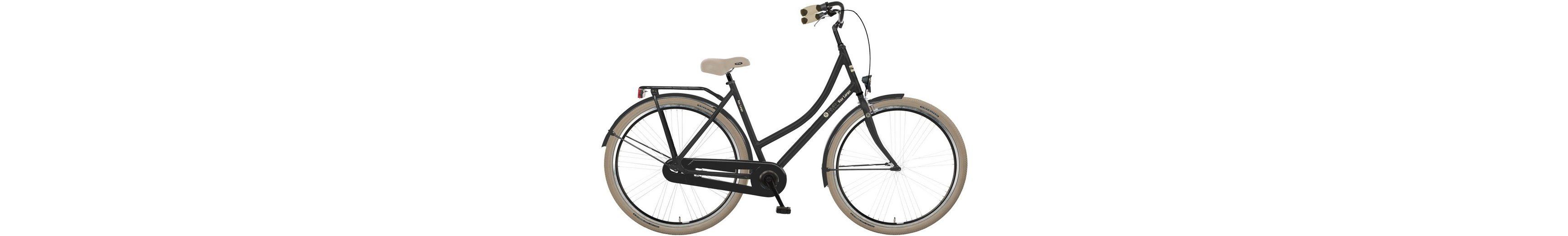 Rivel Damen Citybike, 28 Zoll, Singlespeed, Rücktritt, »Key Largo«