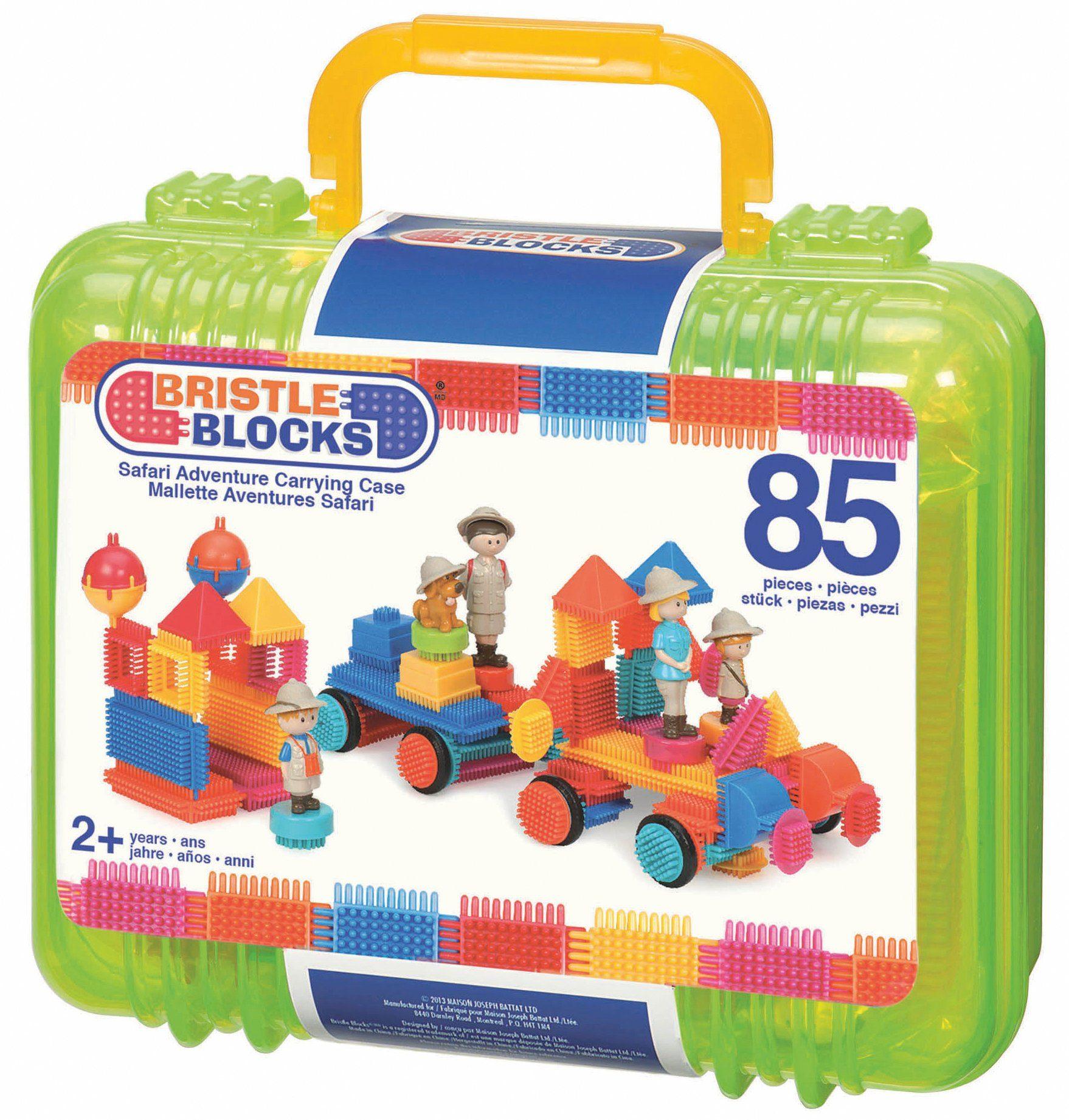 Bristle Blocks Bausteineset, »85 Teile Safari Set«