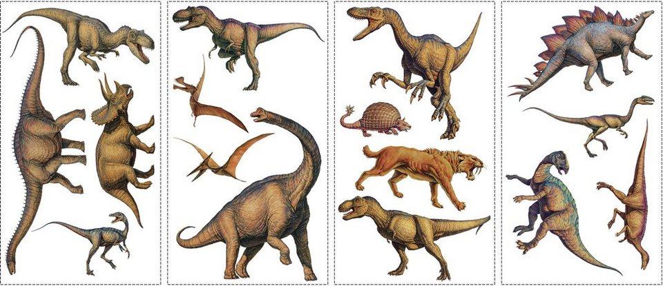 RoomMates Wandtattoo, »Dinosaurier«