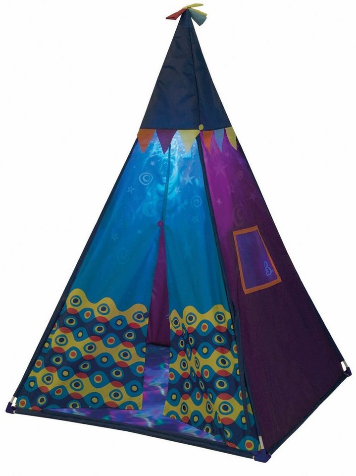 B.toys Kinderzelt, »Teepee Cool Sea«
