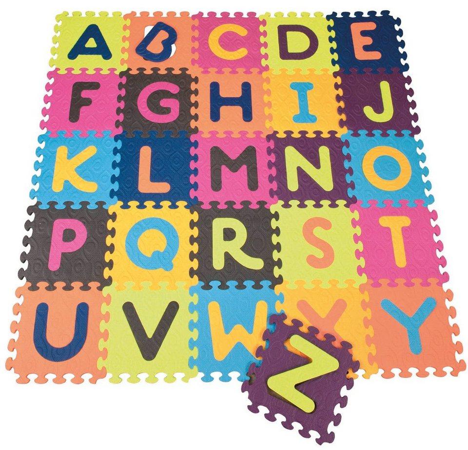 B.toys Puzzleteppich, »Alphabet Tiles«