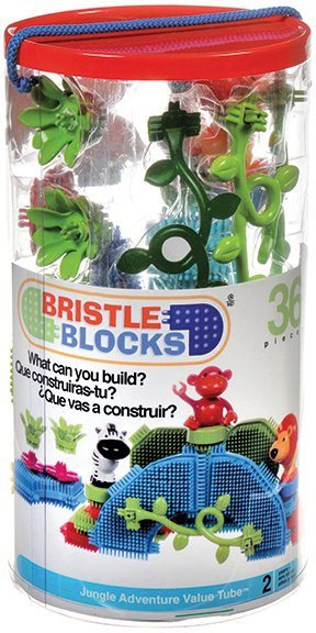 Bristle Blocks Bausteinebox, »36 Teile Long Tube«