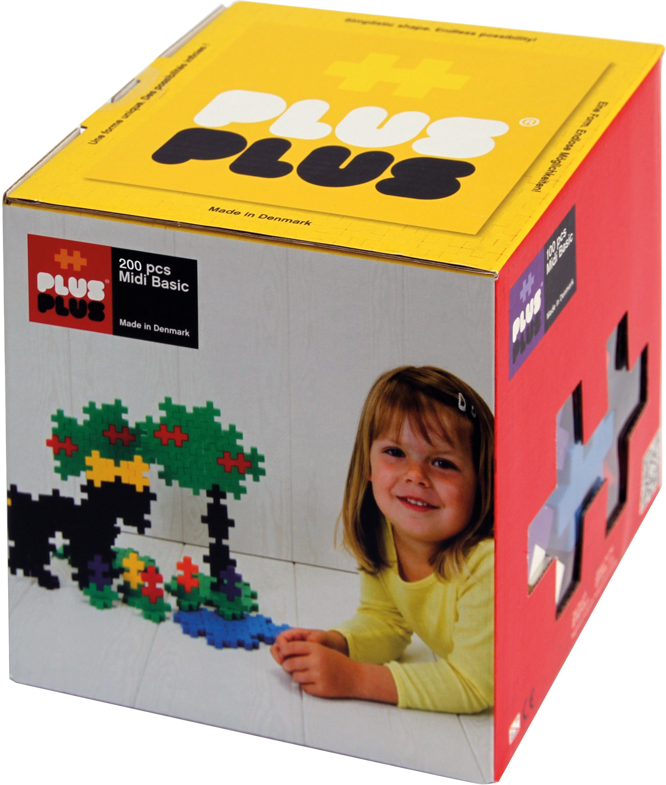 Plus - Plus Bausteine, »Midi Basic 200«