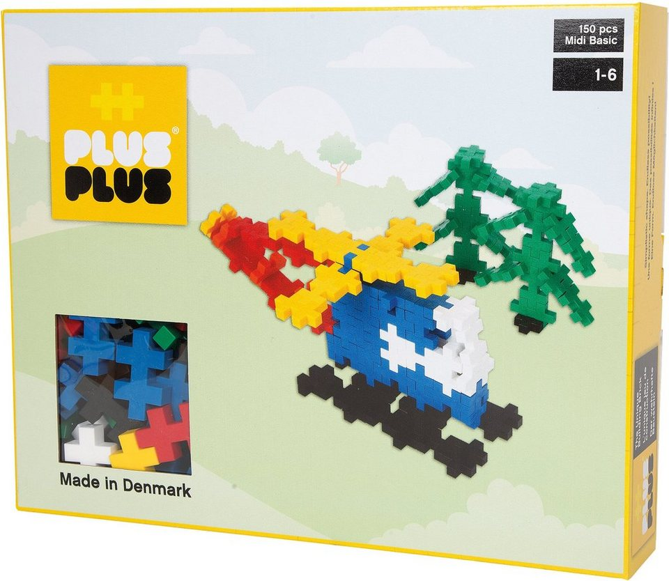 Plus - Plus Bausteine, »Midi Basic 150«