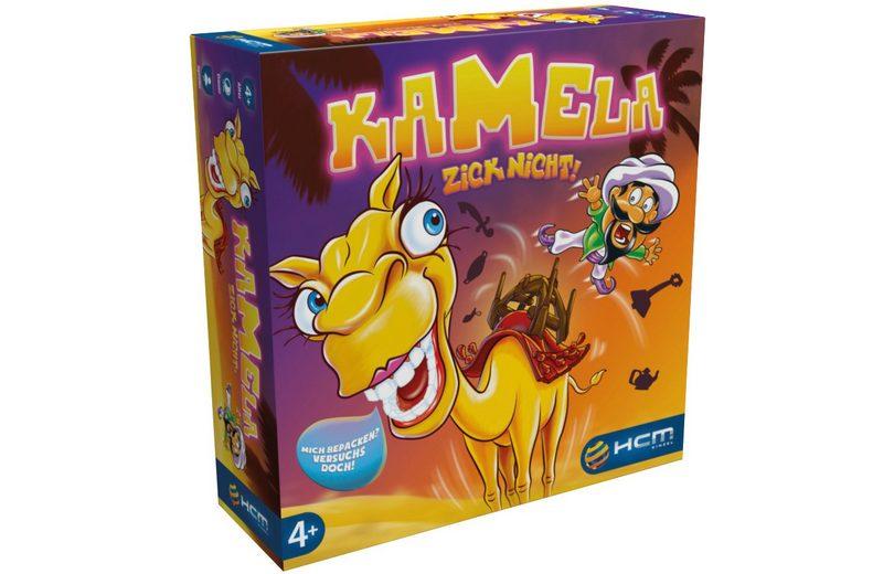 HCM Kinzel Gesellschaftsspiel, »Kamela zick nicht«